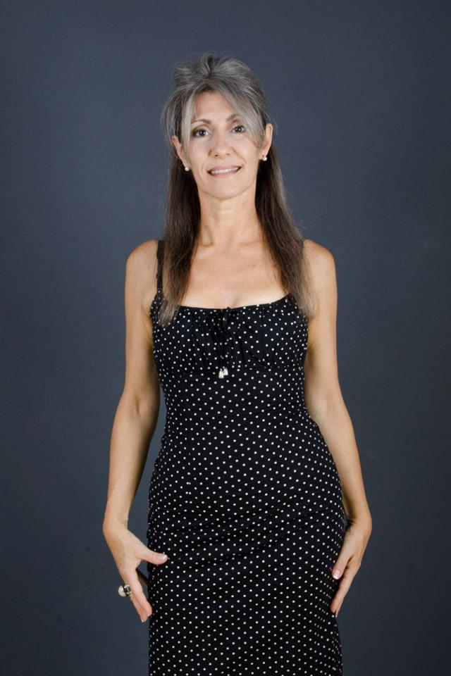 Creative-Models - Agenzia di Modelle Brescia - Valeria Modella Over 40