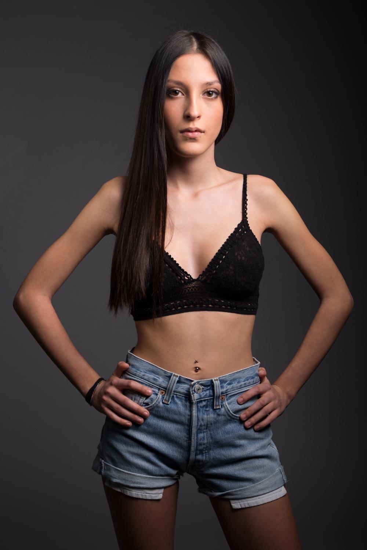 Martina- Creative Models - Agenzia di Modelle Brescia