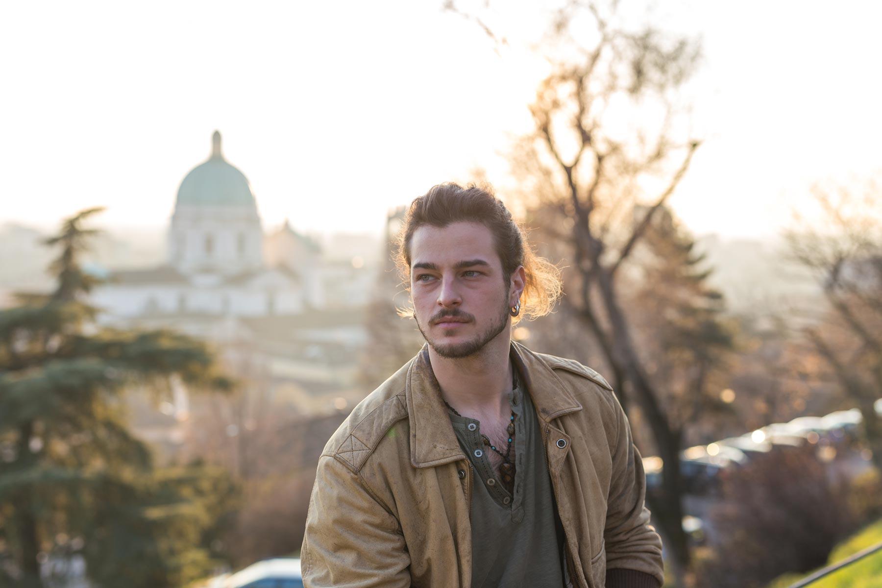 Tiziano – Creative Models – Agenzia di Moda Brescia