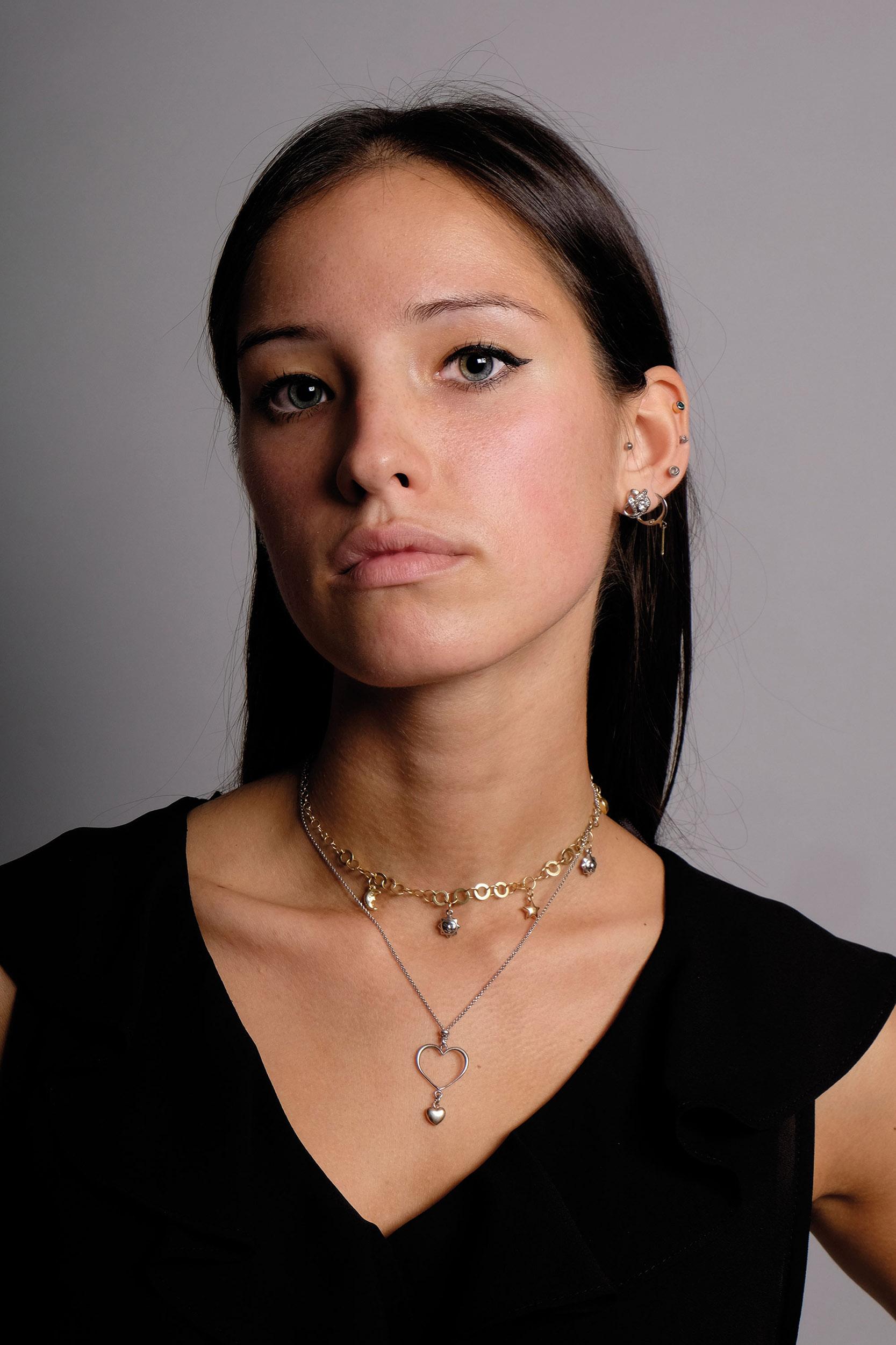 Aurora - Creative Models - Agenzia di Modelle Brescia