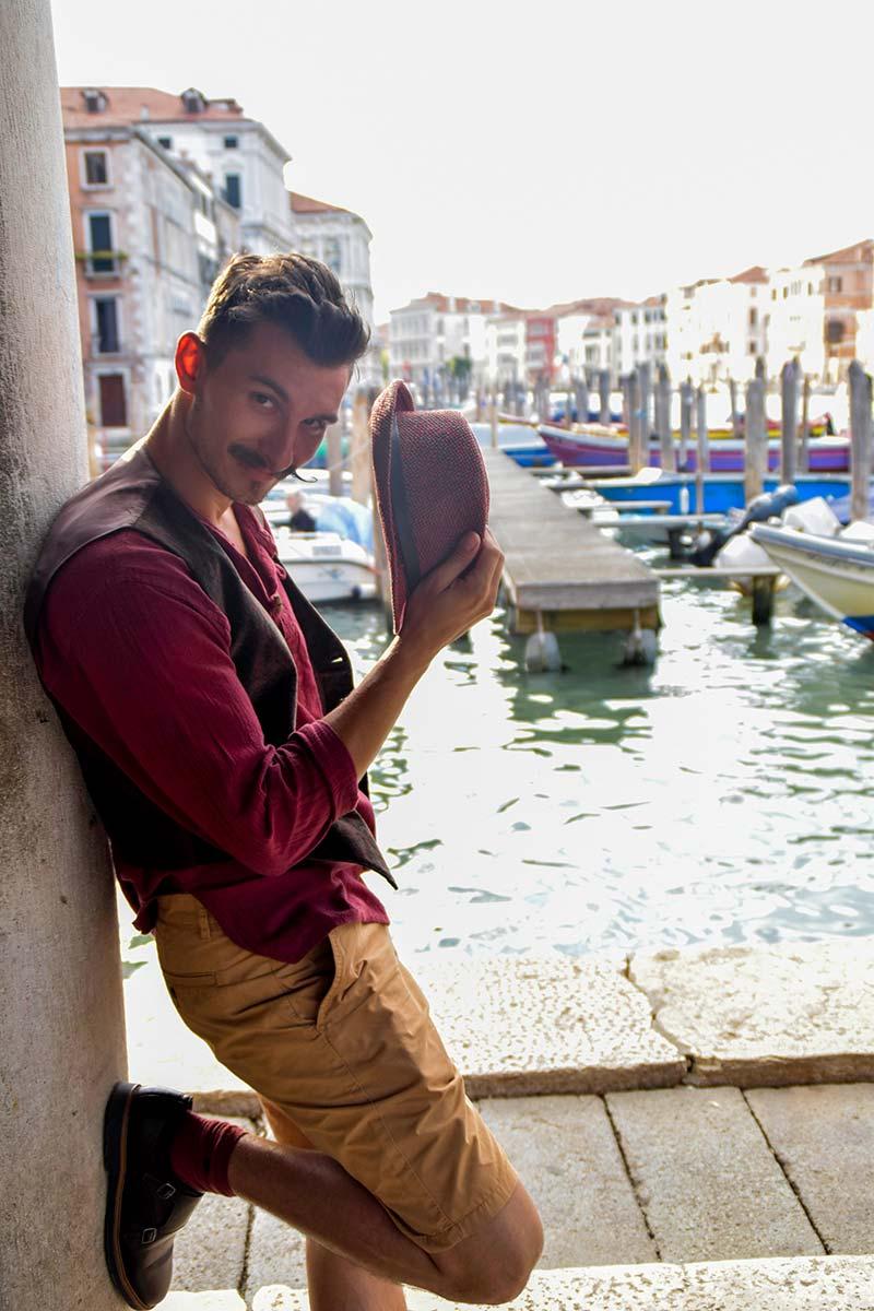 Luca P - Creative Models -Agenzia Modelli Brescia