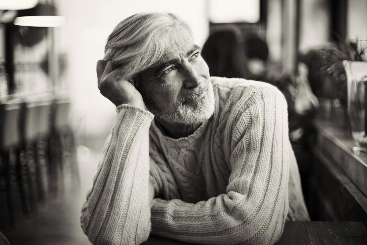 Massimo G - Modello -Creative Models - Agenzia Moda Brescia
