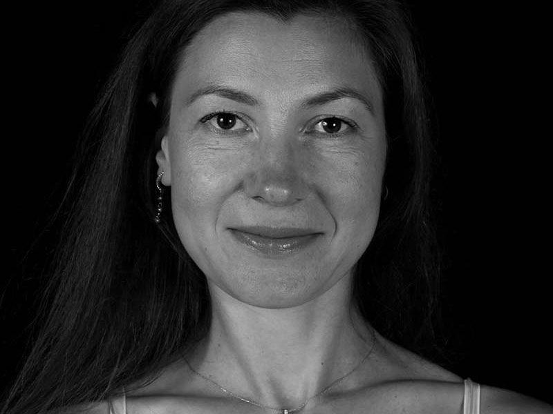 Iryna - Modella Over 40 - Creative Models - Agenzia Modelle Brescia