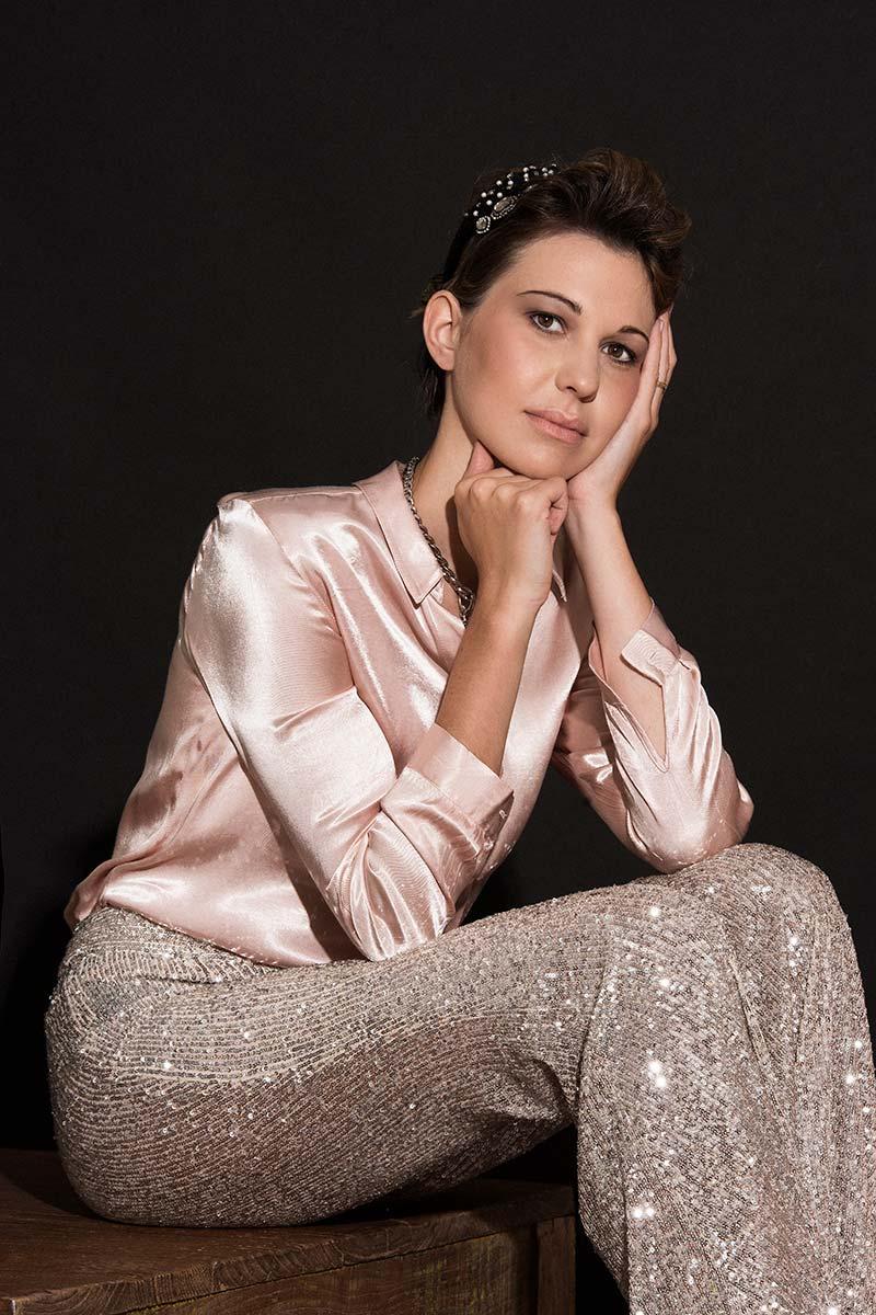Stefania C - Modella - Creative Models - Agenzia Modelle Brescia