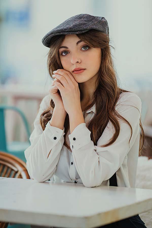 Noemi M - Fotomodella - Creative Models - Agenzia Modelle Brescia