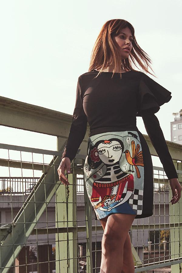 Viviana G - Modella Over 40 - Creative Models - Agenzia Modelle - Brescia